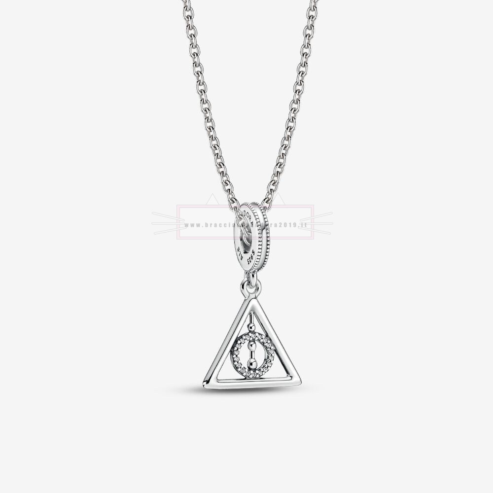 Ciondoli Pandora In Offerta Harry Potter Deathly Hallows Collane Set